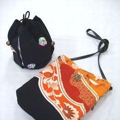 和布の手作り服・小物のイメージ